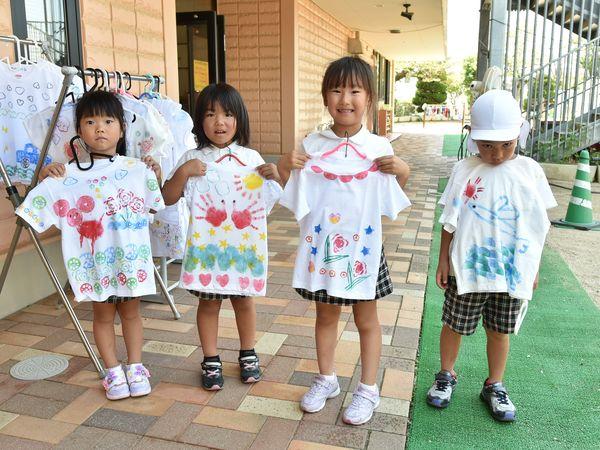8月 親子陶芸(3.4.5歳)親子で作ろう(4.5歳)・夏祭り